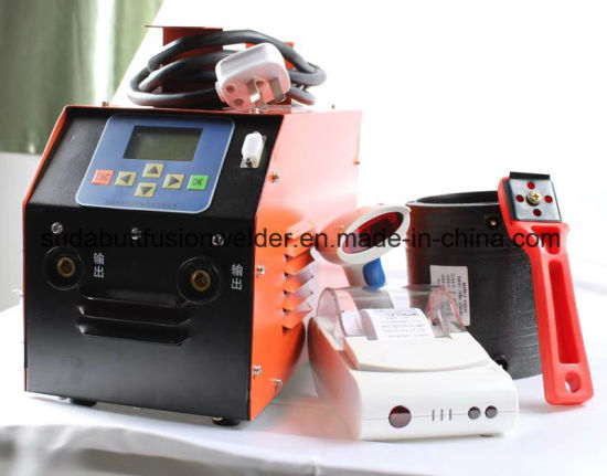 Polyethylene Electrofusion Welding Machine 20-1000mm pictures & photos