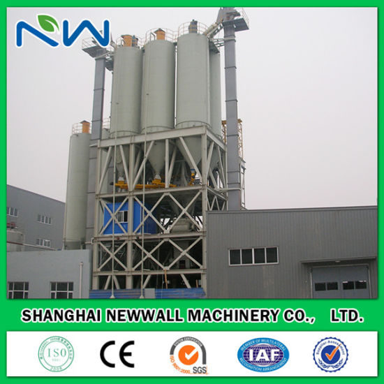 20tph Tower Type Dry Mortar Production Line pictures & photos