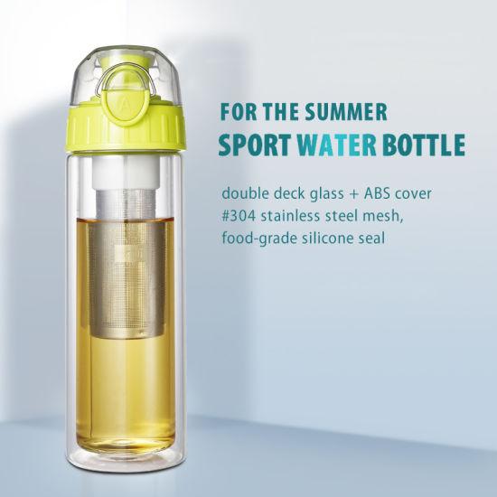 China 300ml BPA Free Voss Water Glass Bottle Wholesale