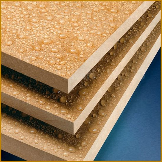 China Factory Price Laminated MDF Board Wood Fiber Board For - Fiber flooring prices