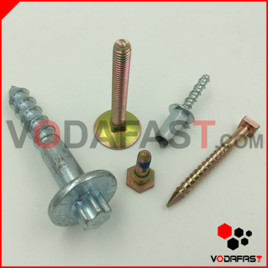 Full Range Quality Standard and Non-Standard Fastener Bolt Nut Screw Hex pictures & photos