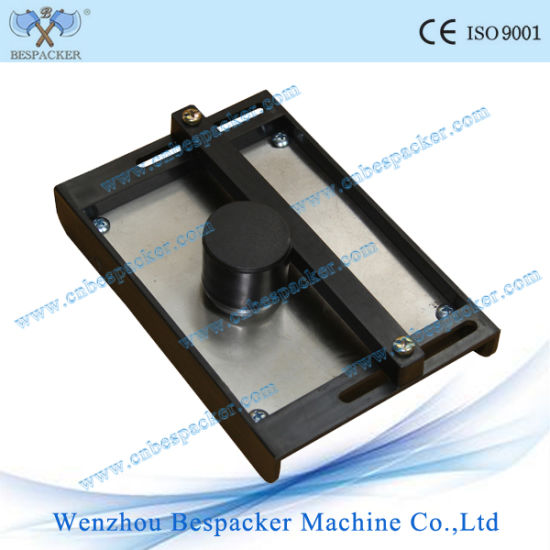 Tabletop Manual Closed Type Concave Board Pad Printing Machine