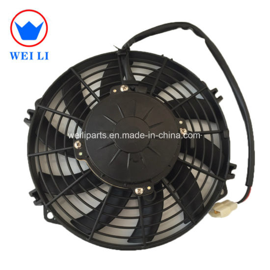 China Air Conditioner Blower Auto 12V AC Fan Blower Denso Bus Air Conditioner pictures & photos