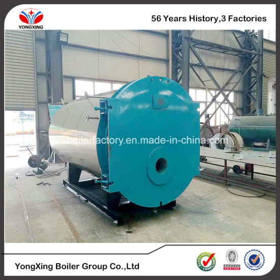 Hot Sale! Class a Boiler Manufacturer From in China Szw Biomass ...