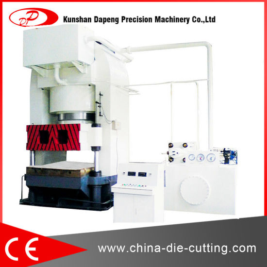 China Steel Wire-Wound Hydraulic Press Machine for Large