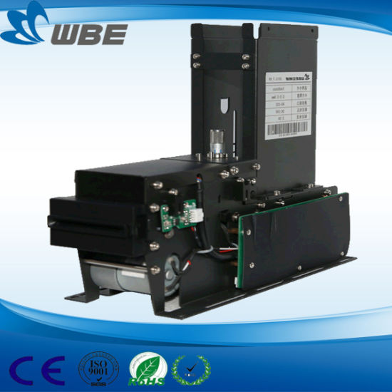 Wbe Manufacture Card Dispensing Machine with IC/RFID Card Read and Write Function(Wbcm-7300 pictures & photos