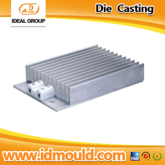 High Pressure Aluminum Alloy Die Casting pictures & photos