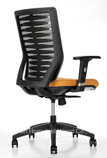 Modern Swivel Mesh Chair with Gas Lift (HF-CM007M) pictures & photos