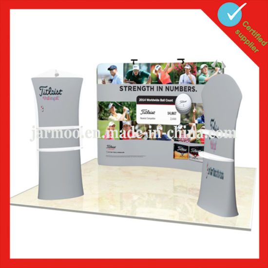 Indoor Advertising 10 X 10 Trade Show Booth pictures & photos
