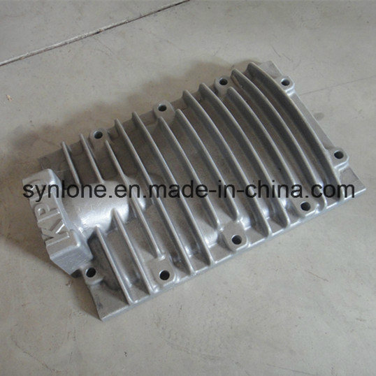 Customized Aluminum Casting Parts for Auto Drive Systems pictures & photos