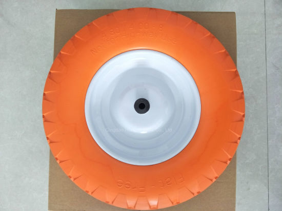 PU Foam Wheel pictures & photos