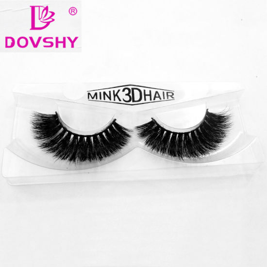 28c0d030a27 China New Style 100% Real 3D Faux Strip Mink Lashes - China Mink ...