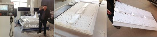Milling Machine with CNC, CNC Woodworking Machinery pictures & photos