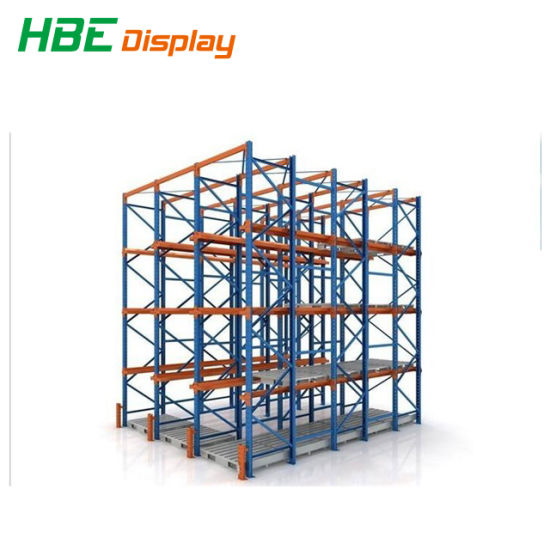 Heavy Duty Metal Warehouse Storage Pallet Rack pictures & photos