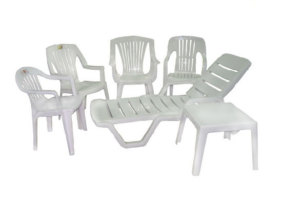 Plastic Leisure Outdoor Chair Mold
