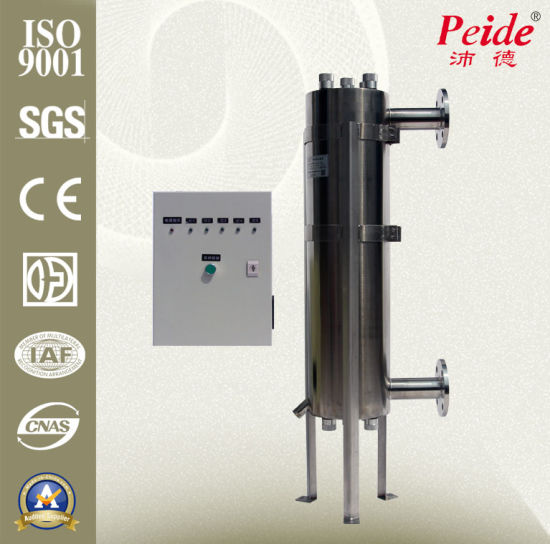 High Capacity Industry UV Sterilizer for Water Treatment Plant pictures & photos