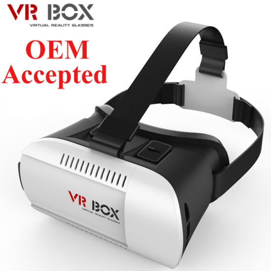 Newest Vr Headset with Factory Price 3D Glasses pictures & photos