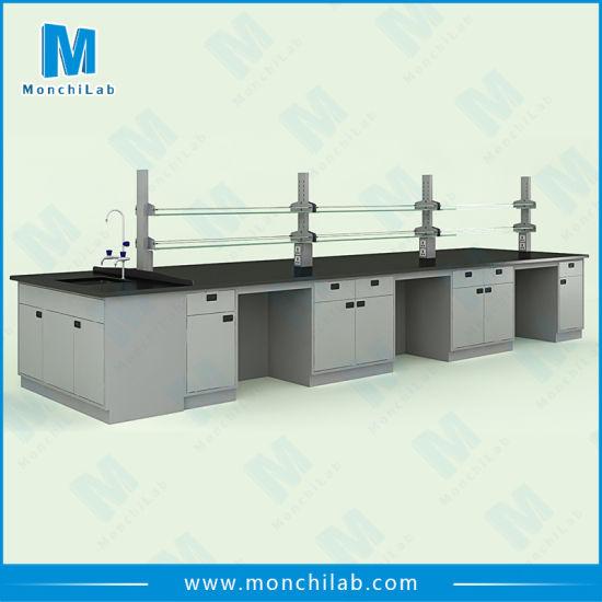 Free Design Steel Laboratory Furniture for Medical Lab