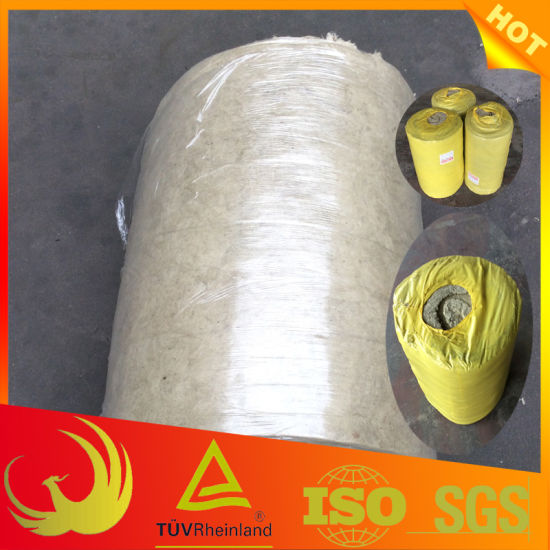 Stone Wool Pipe Insulation Material Blanket pictures & photos