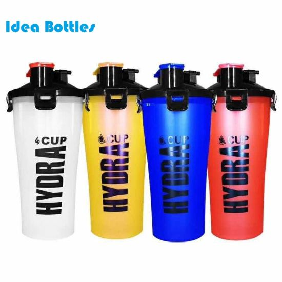 Hot Sell 500ml Shaker Bottle Protein Plastic with Customized