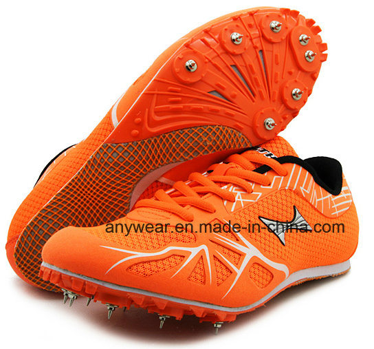 Racing Tracking Footwear, Field Sneakers Spike Shoes (812) pictures & photos