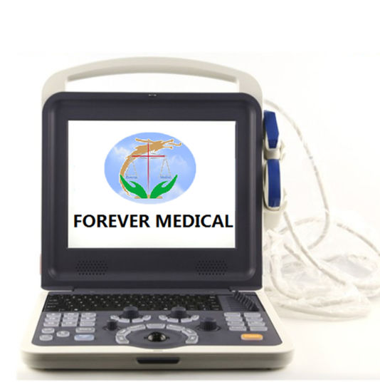 Medical Device 3D/4D Doppler Portable Ultrasound Scanner