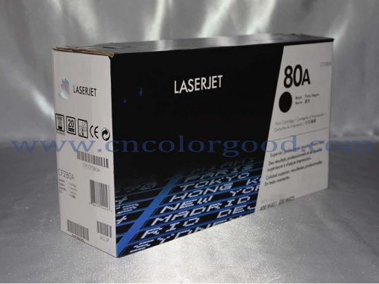 Black Original Toner Cartridge CF280A NEW HP LaserJet 80A