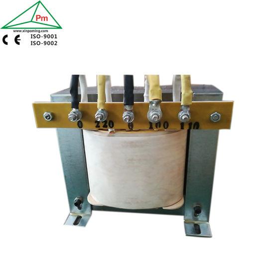Single Phase Step Down Control Transformer 220V to 100V 110V 5kVA with Factory Price