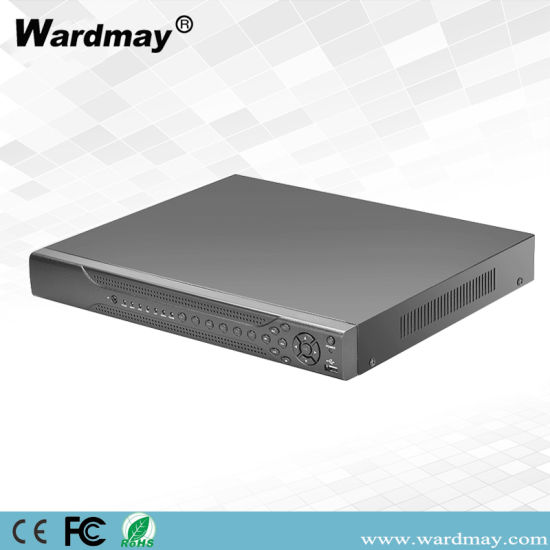 CCTV Security Surveillance Recorde 16chs 6 in 1 Network Ahd DVR