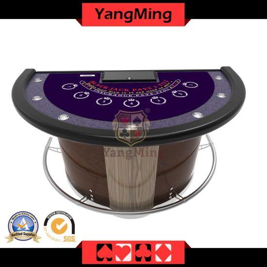 China Wholesale Casino Custom Blackjack Table Manufacture Poker