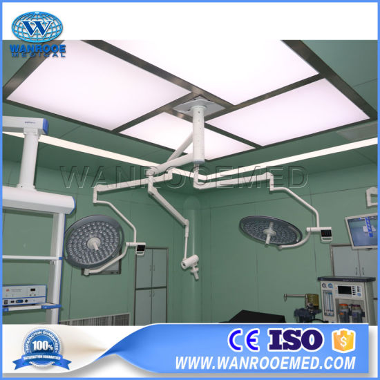 Medical Hospital Surgical Double LED Theatre Shadowless Lamp Operating Light
