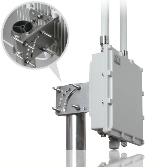 Ethernet 4G Lorawan Outdoor Gateway for Remote Street Light Management