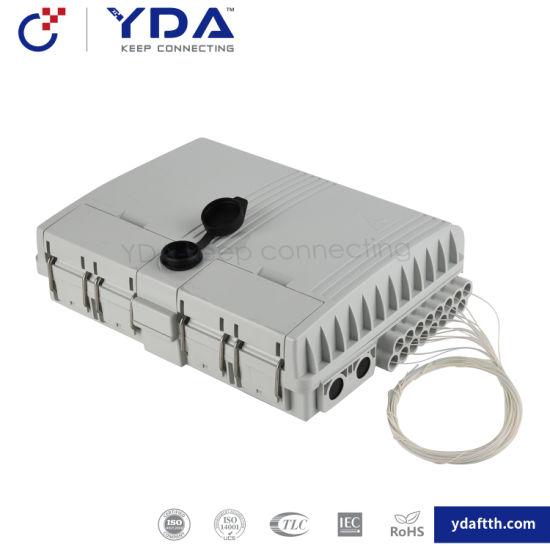 FTTH Outdoor Box 16 Core Fiber Optic Distribution Box