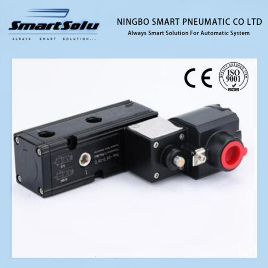 CT6 Pneumatic Flameproof Solenoid Valve pictures & photos