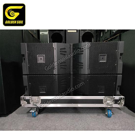 Professional Audio System Vtx V20 Dual 10 Inch Line Array Speaker Neodymium Speaker Component DJ Sound Box