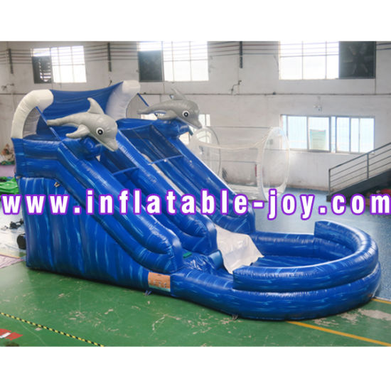 Children's Paradise Inflatable Slide/The Outdoor Water Inflatable Slide