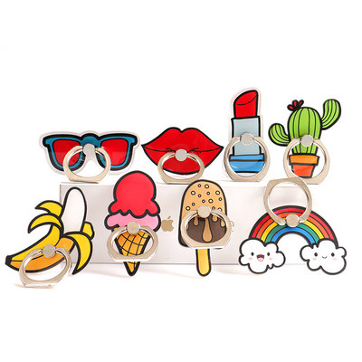 New Fashion Cell Phone Holder Cartoon DIY Phone Ring Wholesale Creative Mobile Phone Accessories pictures & photos
