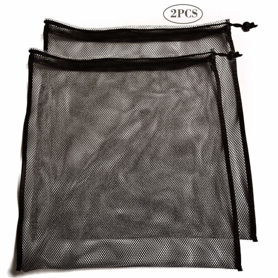 Custom Outdoor Sport Large Size Mesh Equipment Bags