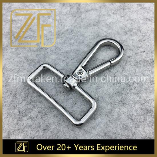 Handbag Fitting Metal Accessories Snap Hook Swivel Hook
