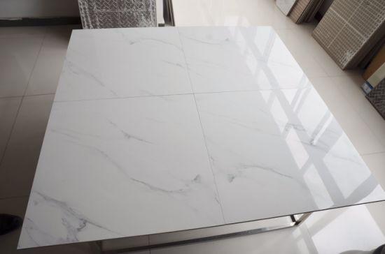 China 32X32 Porcelain Floor Tiles Galaxy 60X60 Crystal White Tile ...