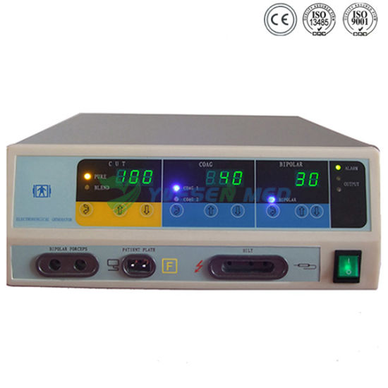 Hot Selling Hospital Medical High Frequency Bipolar Electrosurgery Unit pictures & photos