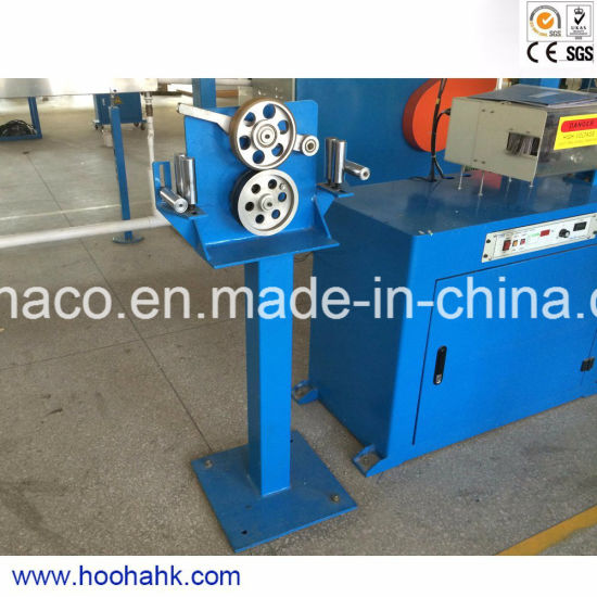 Single Double Wire and Cable Layers Taping Machine pictures & photos