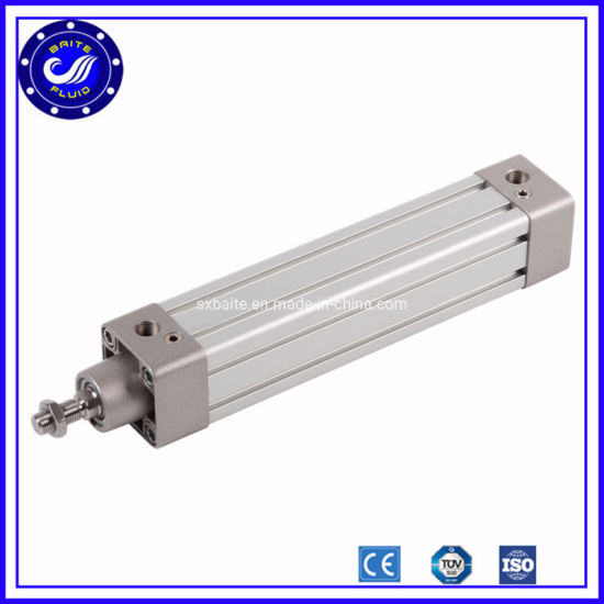 10 Inch Bore 500mm Stroke Long Stroke Double Acting Pneumatic Cylinder