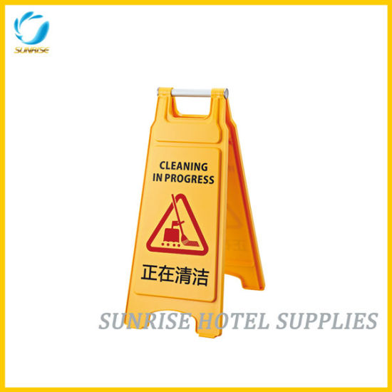 Fold-up Wet Floor Caution Signs