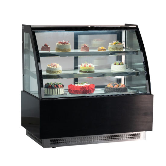 Beautiful and Practical Small Hot Cake Display Counter