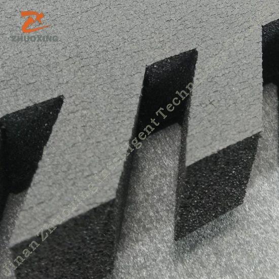 Damping Insulation Board Cutting Machine Oscillating Knife Cutter