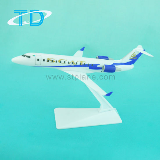 China Crj-200 Scat 15cm Cargo Aircraft Model for Sale - China