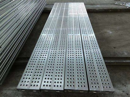 ISO9001 Heavy Duty Galvanized Perforated Metal Mesh Sheet / Punching Mesh Flat Plate