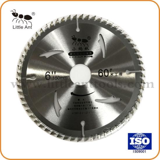 150mm 60Teeth Cutting Disc Circular Saw Blade For Cutting Wood Aluminum Tool