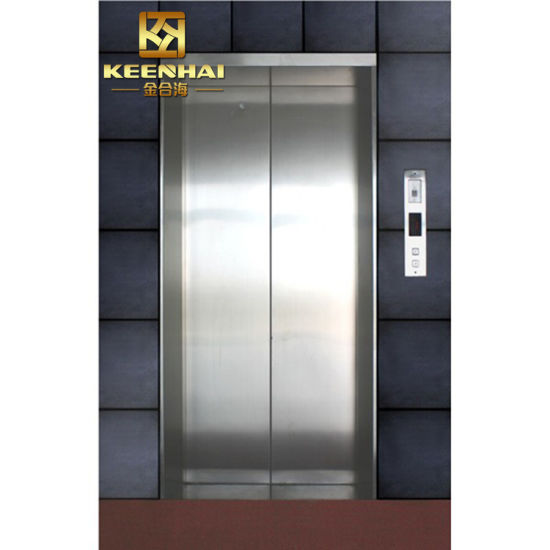 China Decorative Etching Stainless Steel Elevator Door Decoration